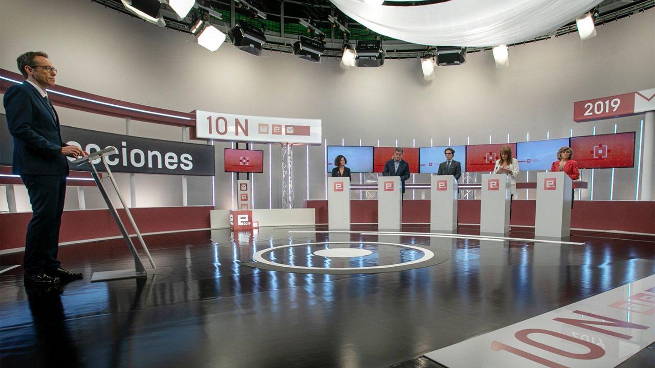 El debate de candidatos asturianos en la TPA