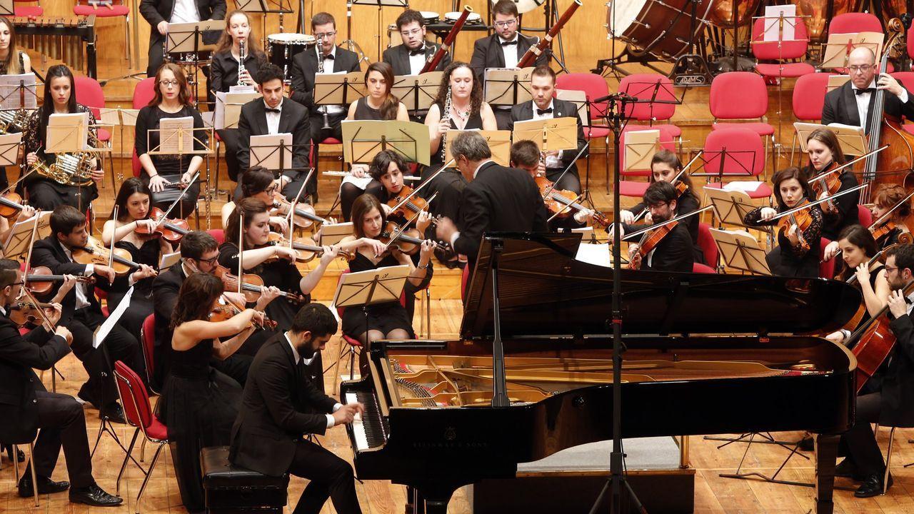Los otros belenes de Ourense.El Brentano String Quartet actuará en el Círculo das Artes