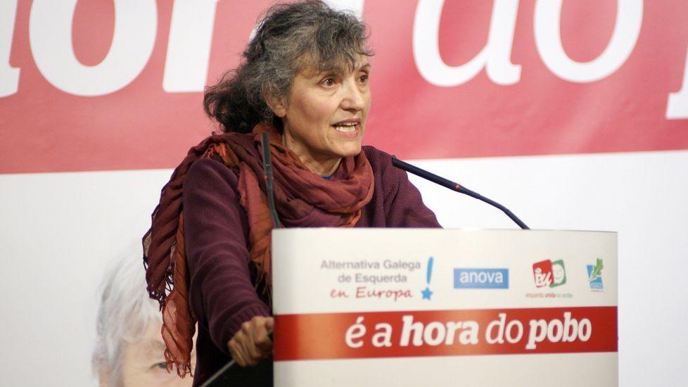Consuelo Martínez encabeza la lista Queremos participar.