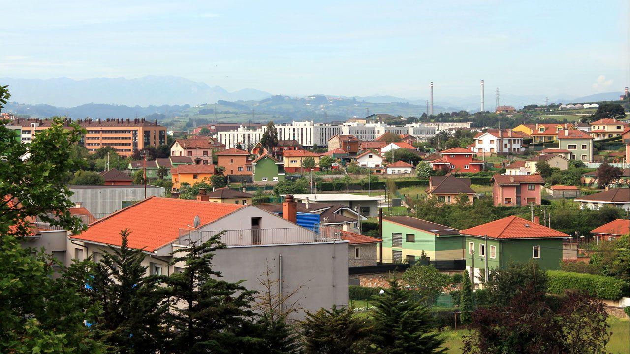 Viviendas en Gijón