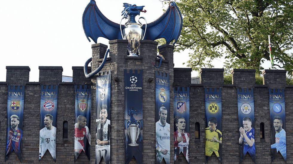 El Real Madrid ya descansa en Cardiff