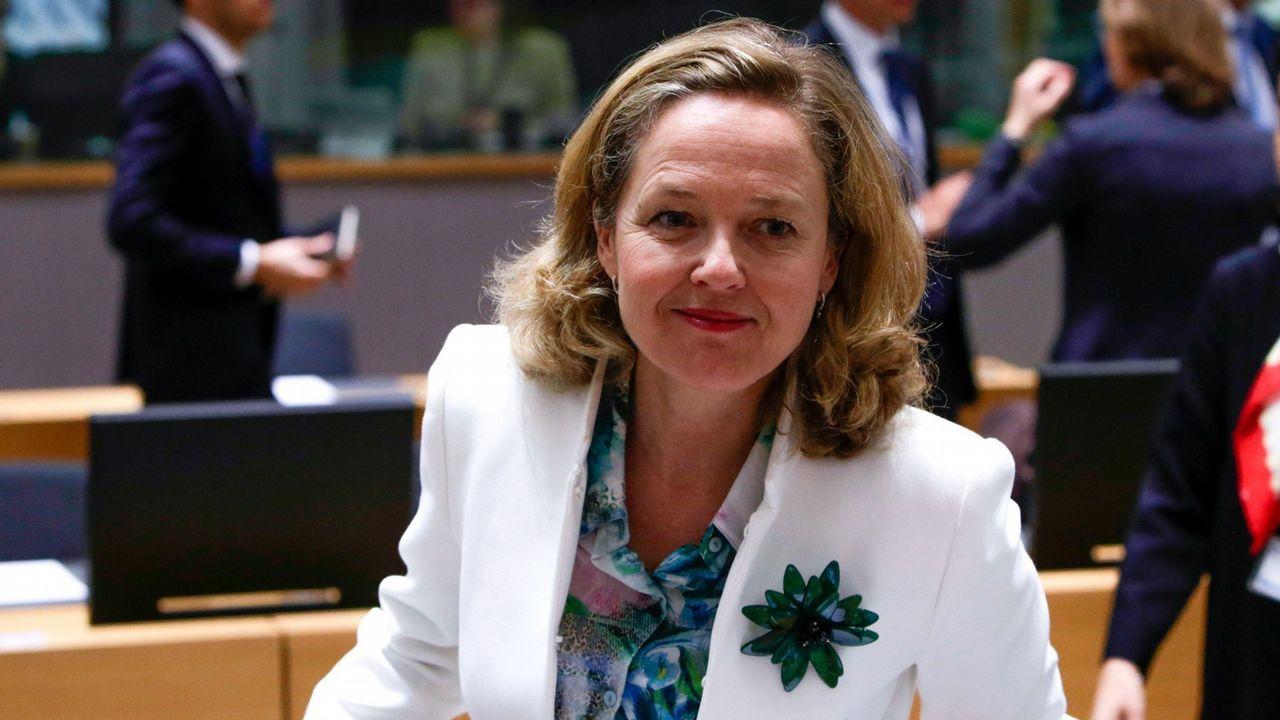 La coruñesa Nadia Calviño cuenta con buenas opciones para hacerse con la cartera económica de la Comisión Europea