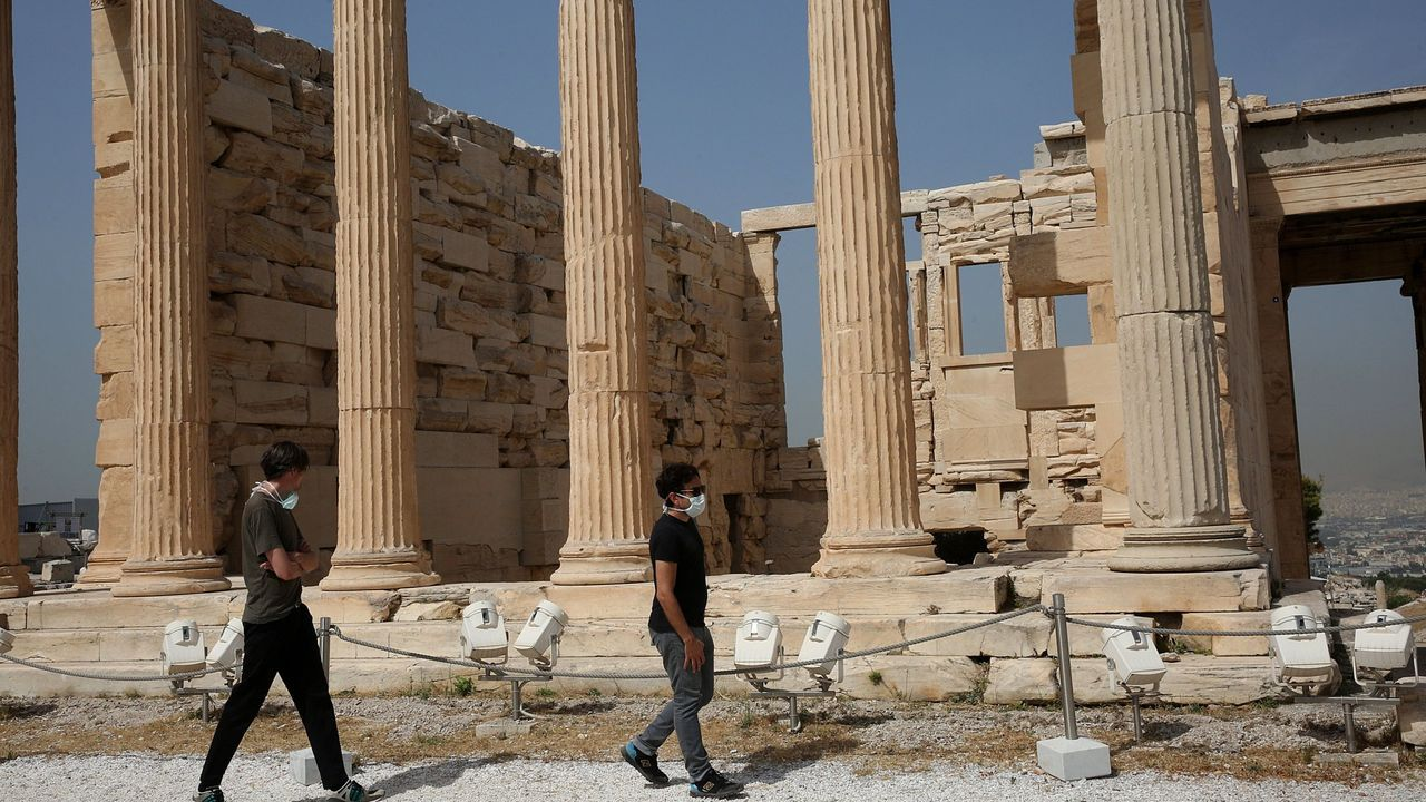 Grecia empezará a recibir turistas extranjeros a partir del 1 de julio