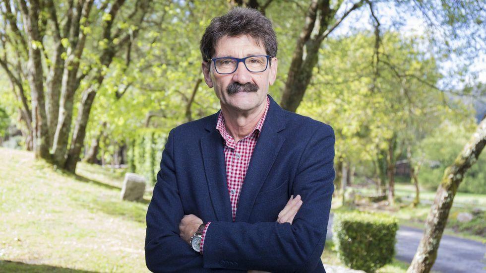 José Manuel Pequeño, diputado y alcalde de Dumbría
