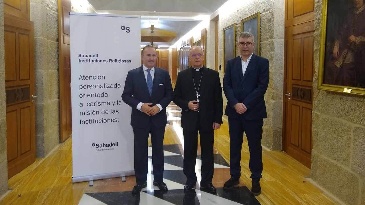 Pablo Junceda.El presidente del Sabadell durante su intervención virtual en la junta