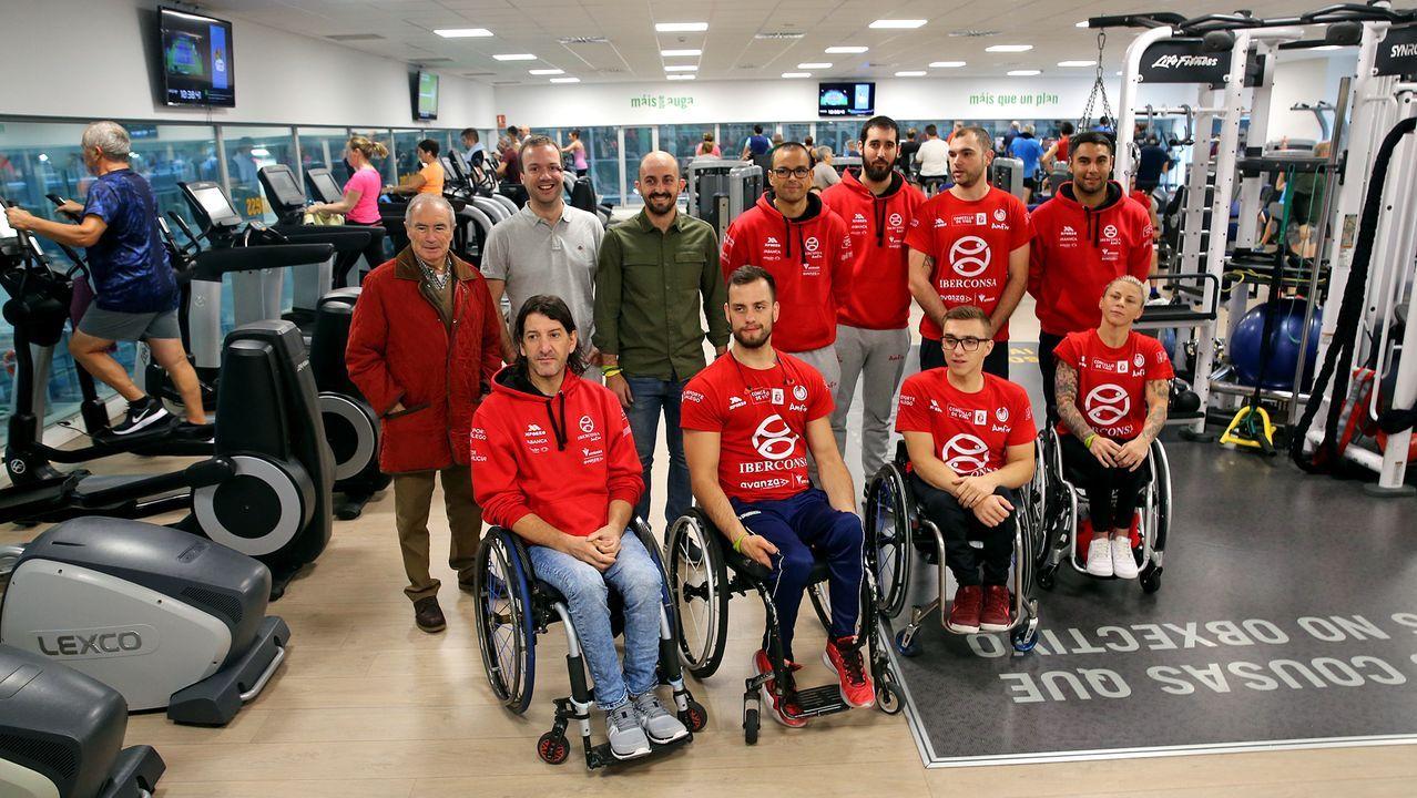 Algunos de los corredores durante la Media Maratón de Gijón, en una imagen de archivo