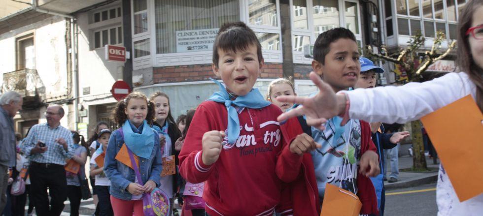 O Correlingua é unha proposta lúdico-educativa que reivindica o dereito a medrar en galego.