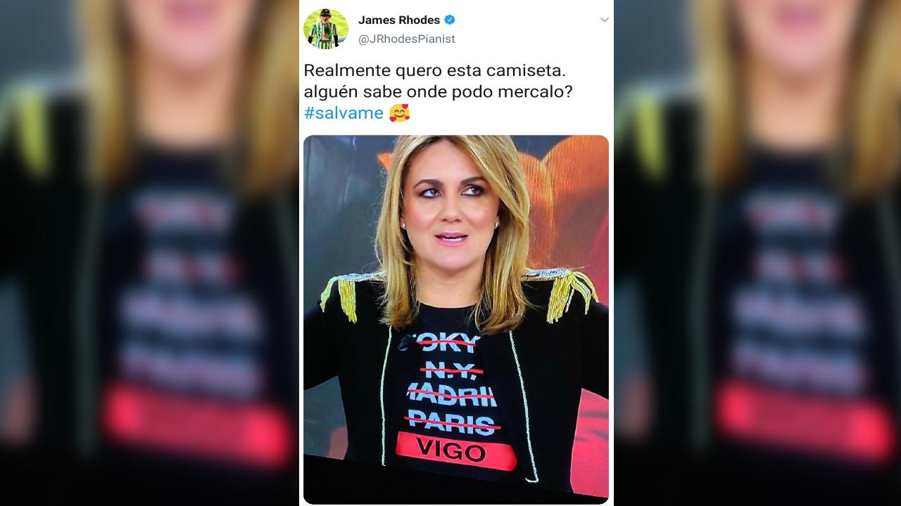 JESÚS, CONCURSANTE DE OPERACIÓN TRIUNFO 2020