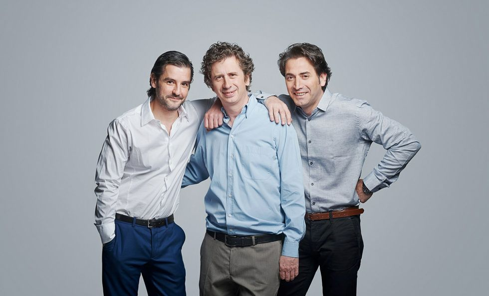 Antonio Hortelano, Gabino Diego y Antonio Garrido actúan esta noche en Vigo.