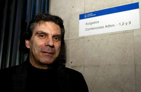 Jaime Rodal, profesor en el CPI Santa Lucía, de Moraña, presentó la demanda a través de CSIF.