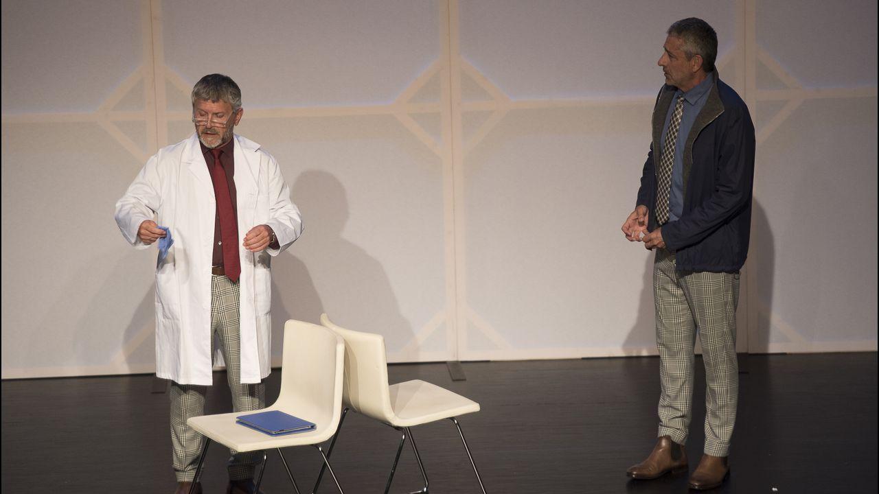 «Senior», de Culturactiva, con Marcos Orsi y Luis Iglesia