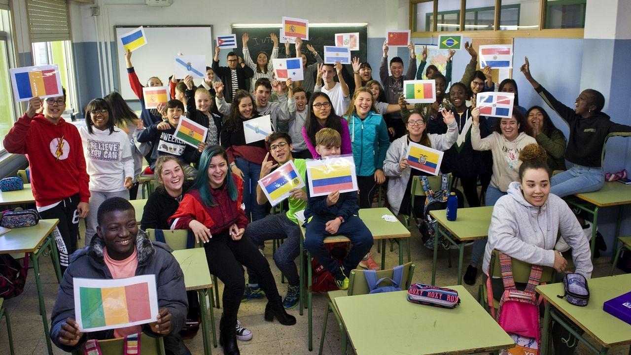 «Nuestro instituto es como la ONU».Michael J. Sandel