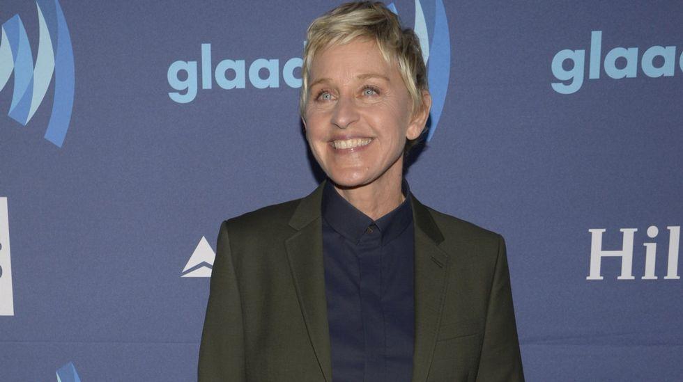 50. Ellen DeGeneres