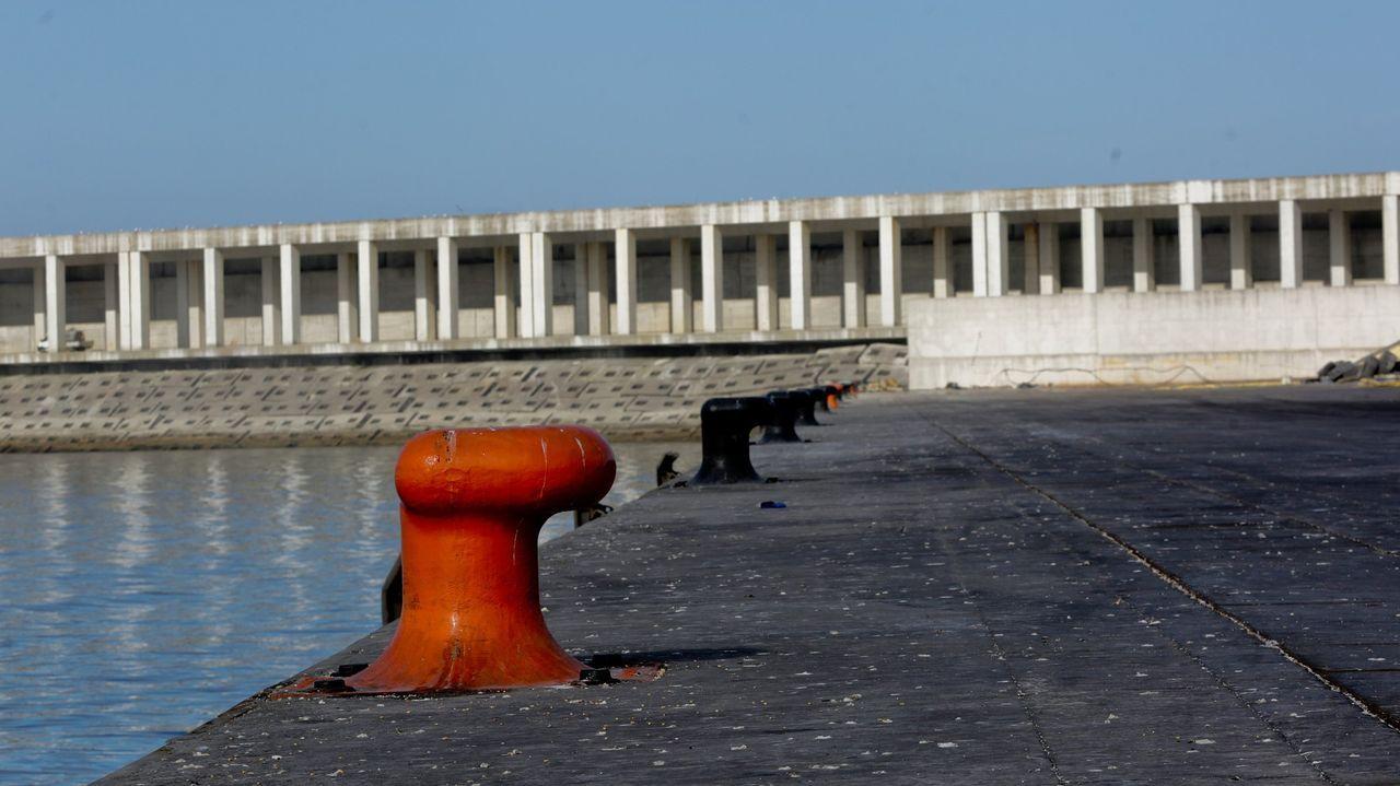 Así se encontraban los principales viales de A Coruña tras el anuncio del cierre perimetral