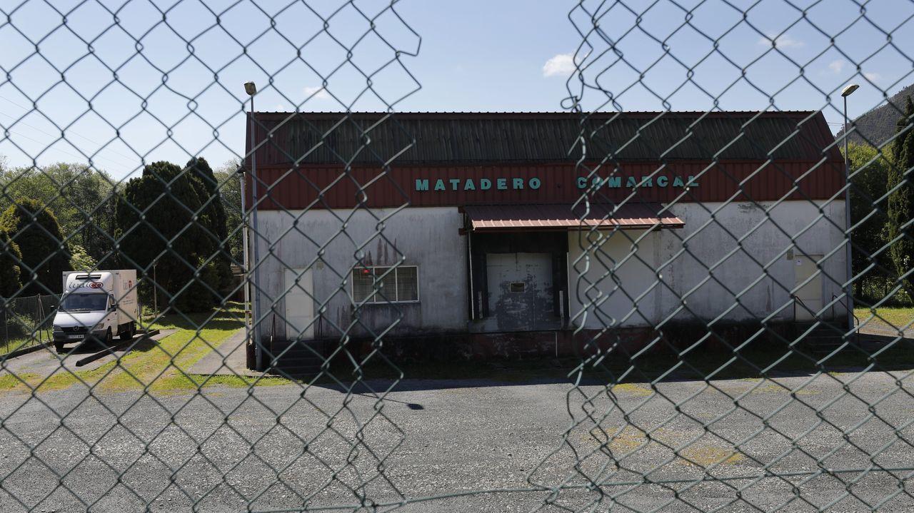 El matadero comarcal de Viveiro, situado en A Chousa (Galdo), dejó de funcionar el pasado 30 de abril
