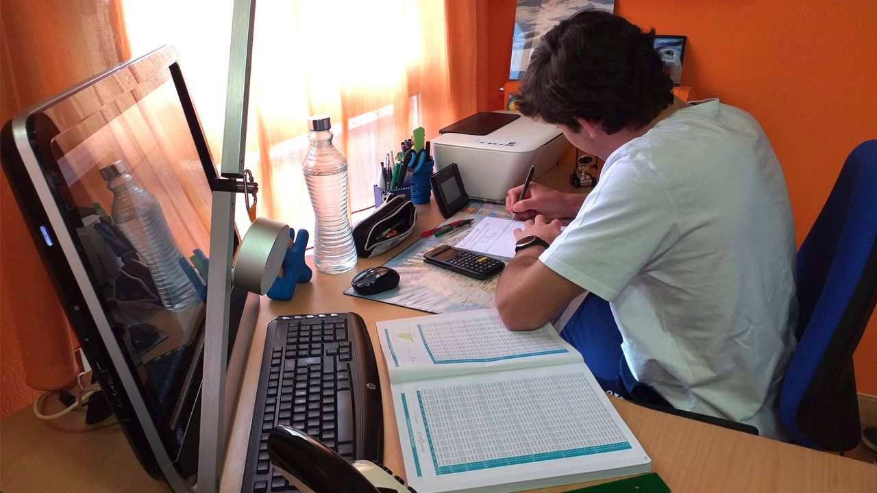 Exámenes de la selectividad gallega, la ABAU