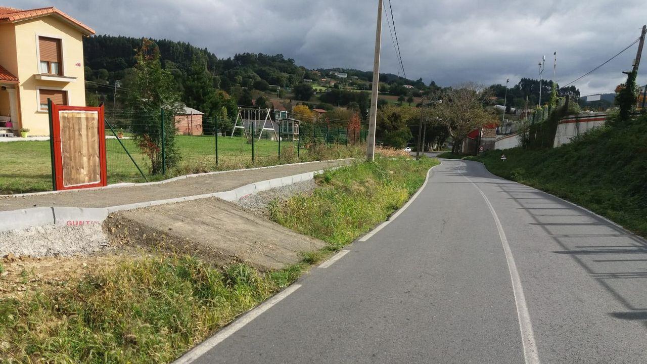 Parque eólico de Norvento en Muras