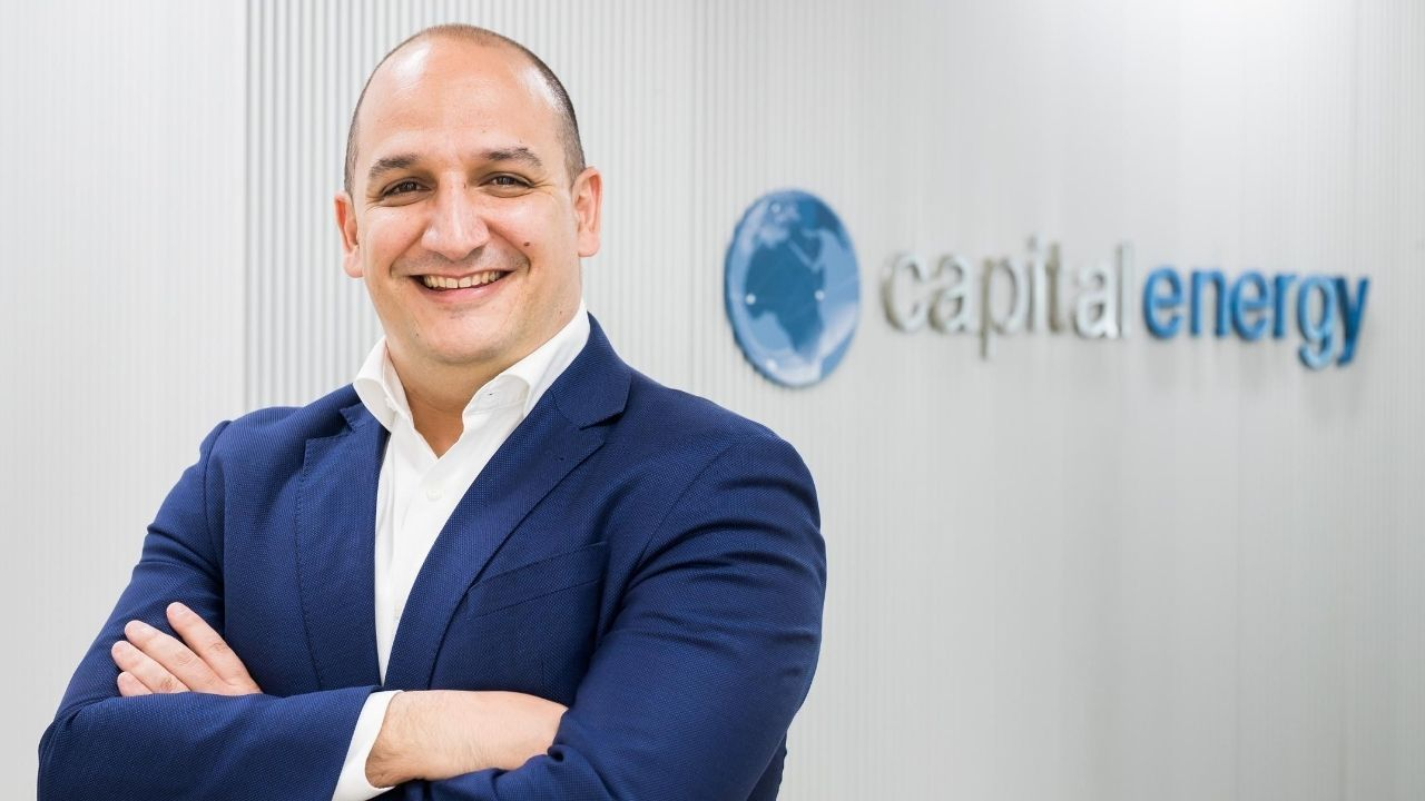 Juan José Sánchez, CEO de Negocio de Capital Energy