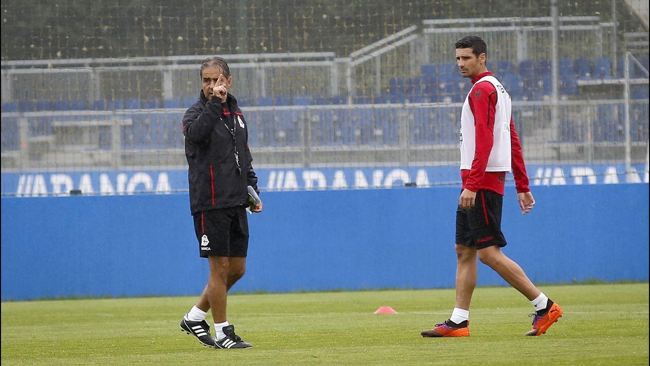 .Joselu en el Carlos Tartiere