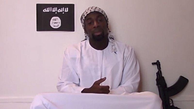 Operación a gran escala contra el terrorismo islamista en Bélgica.El primer ministro turco, Ahmet Davutoglu