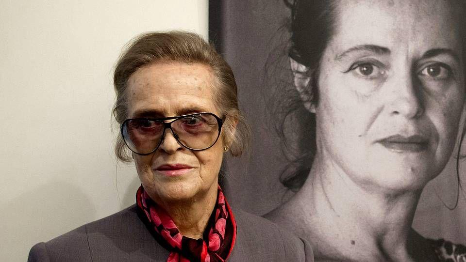 disneyportadah.María Victoria Atencia, en una imagen de archivo.