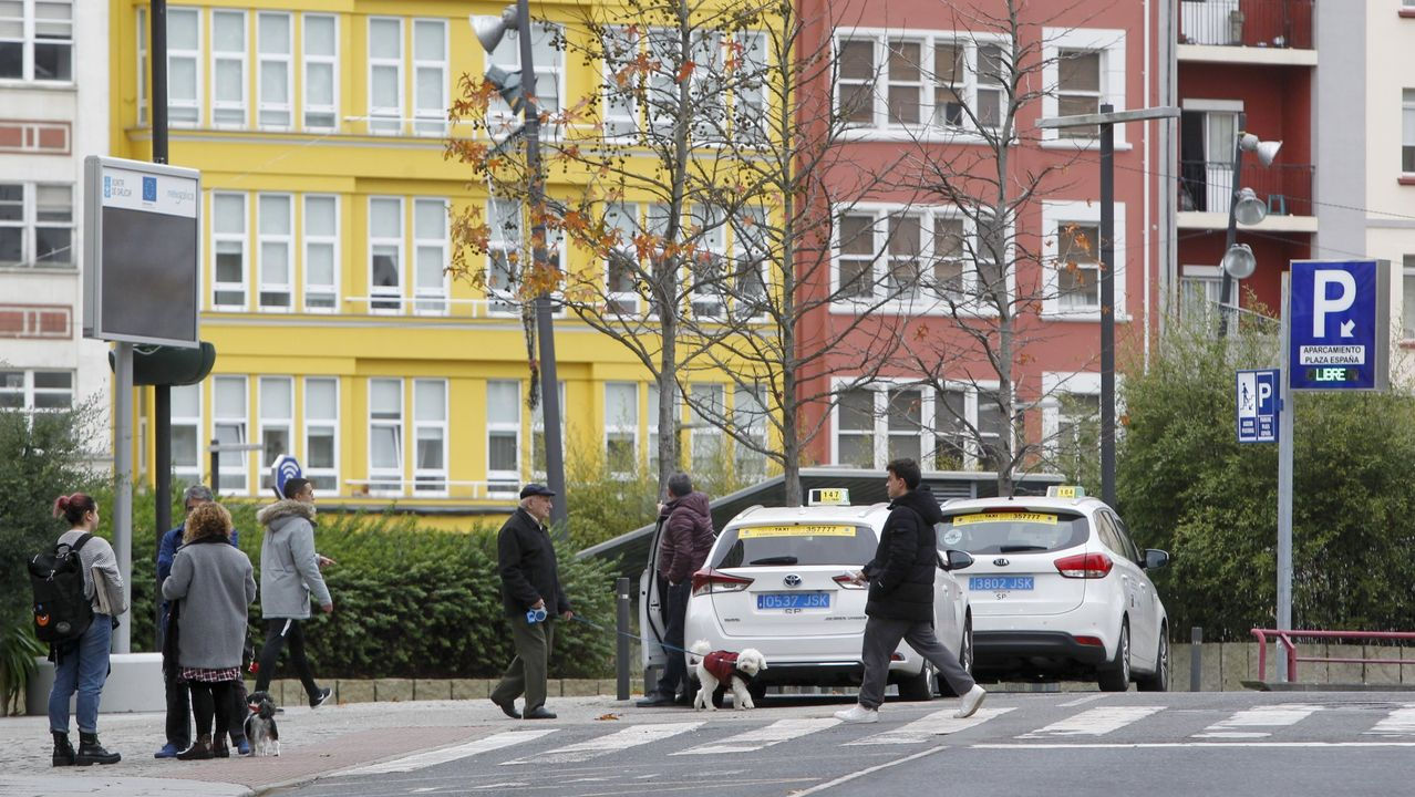 Imagen de archivo de otro registro contra la prostiución en el barrio de Ultramar en octubre del 2018