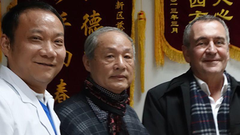 fur.Fotografía de archivo del disidente chino Liu Xiaobo