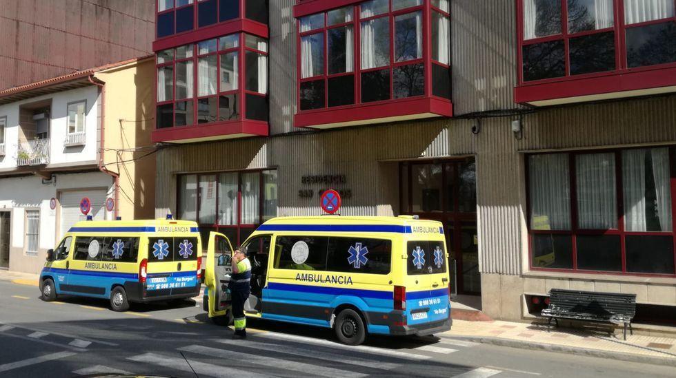 18 mayores pudieron regresar a la residencia San Carlos de Celanova tras curarse