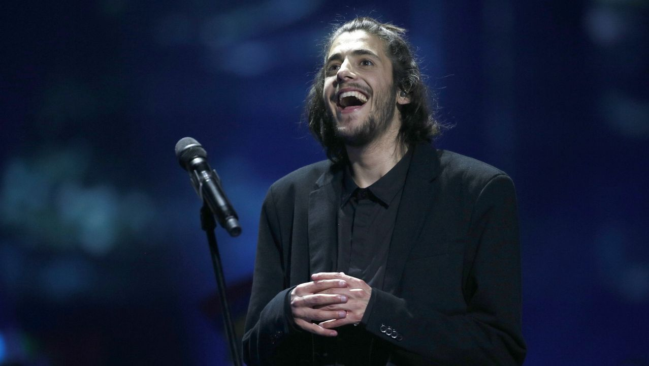 Salvador Sobral, ganador de la última edición de Eurovisión