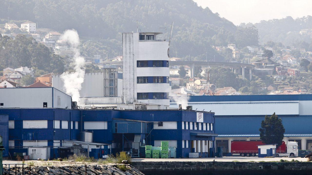 Ana provoca el caos en Galicia