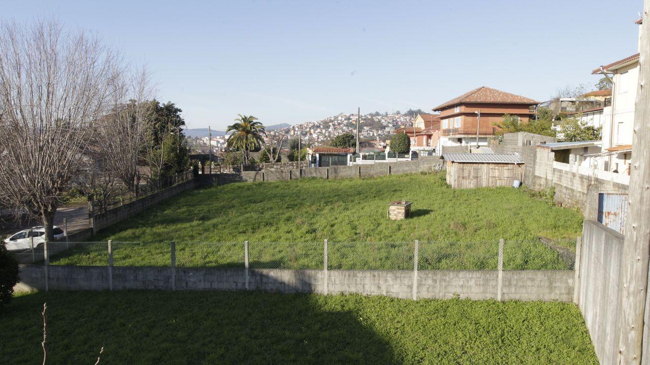 bautismo, bautizo, bautizar, Iglesia.Solar donde se construirá la Congregación Cristiana en España tras obtener la licencia municipal