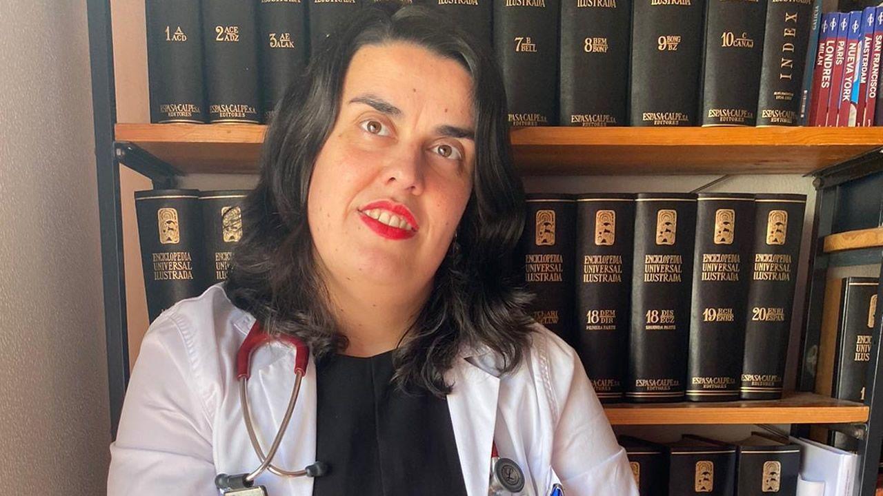 El confinamiento de Lérida, en imágenes.Nieves Martínez Lago, oncóloga experta en aparato digestivo del Chuac, cree que la actitud de Pau Donés ha sido admirable