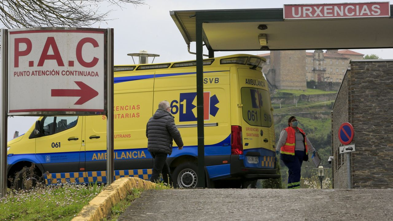 Dieciocho pacientes con covid-19 fueron hospitalizados en Monforte entre abril y mayo