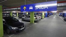 El aparcamiento del HULA