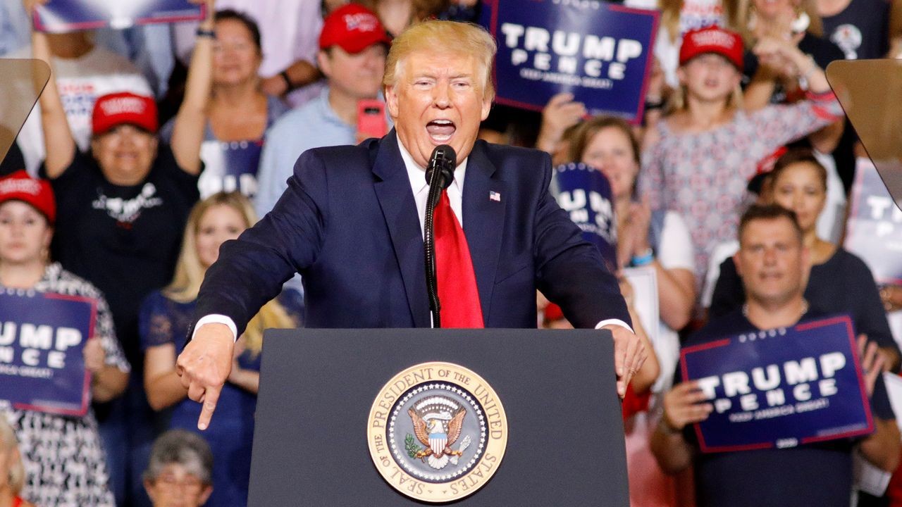 Las cuatro congresistas demócratas insultadas por Donald Trump, «The Squad», han recibido el apoyo de la comunidad internacional