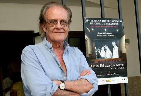 Luis Eduardo Aute es el protagonista de la Semana Internacional de Cine de Betanzos.