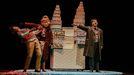 Elefante Elegante ofrece un espectáculo familiar en el Gustavo Freire