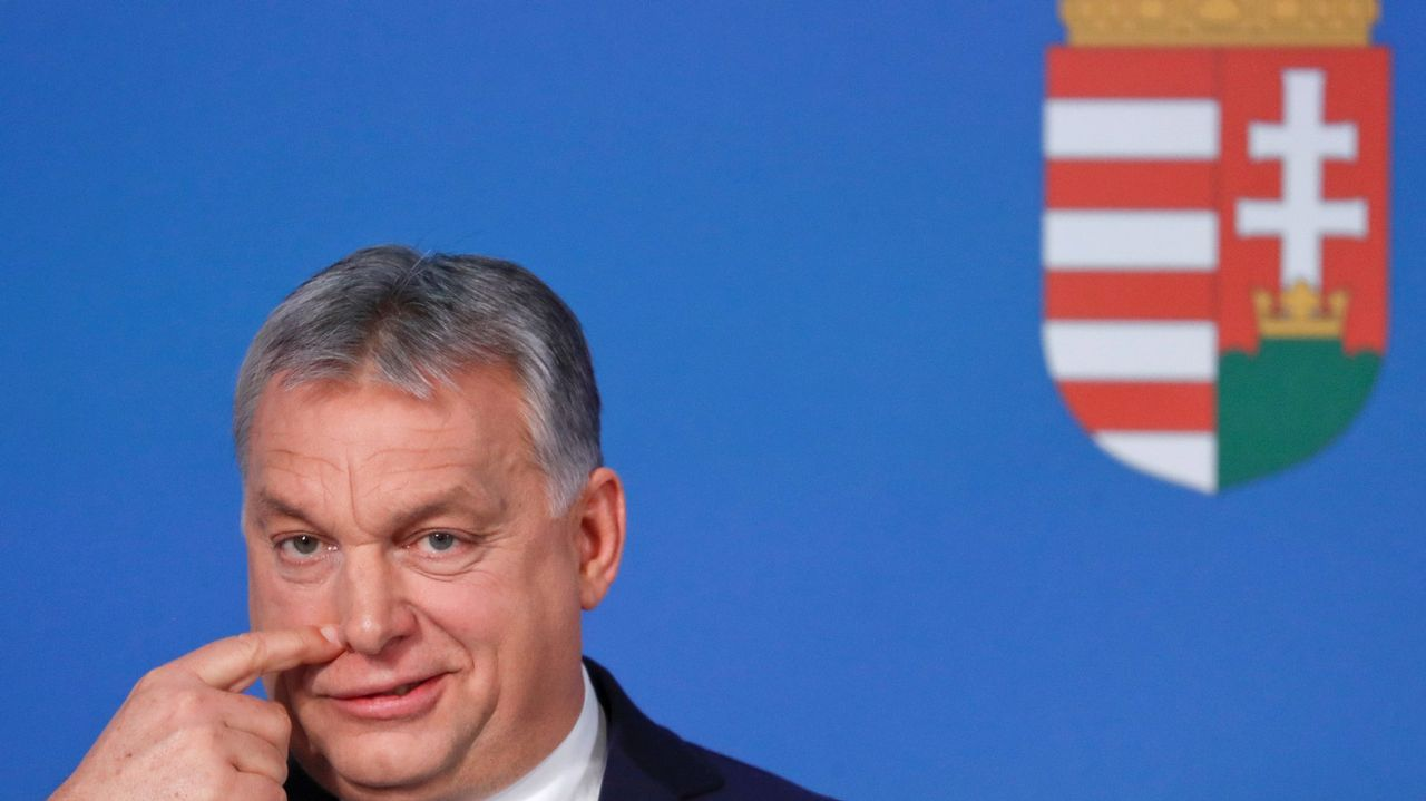 Venezuela se echa a la calle para reclamar elecciones libres.El primer ministro húngaro, Viktor Orban, es uno de los líderes cuya actuación es cuestionada por la Eurocámara