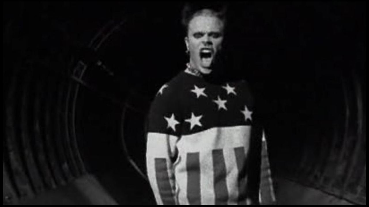 El adios motero a Enol Megido.Keith Flint, vocalista de The Prodigy