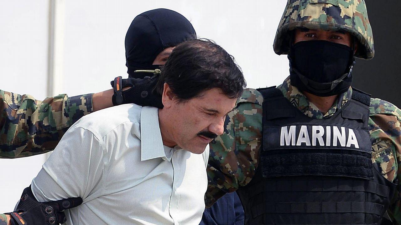 El Chapo huyó dos veces de la prisión en México