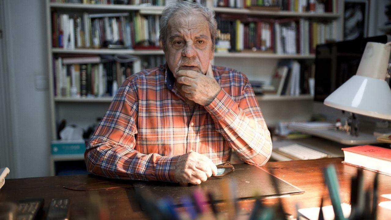 Juan Marsé, en una foto de archivo