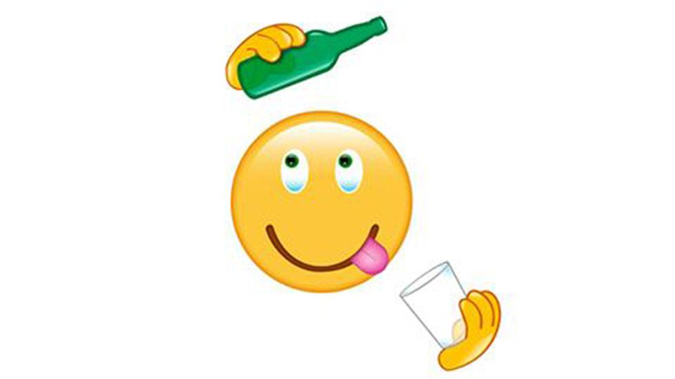 Emoticono sidra.Emoticono sidra
