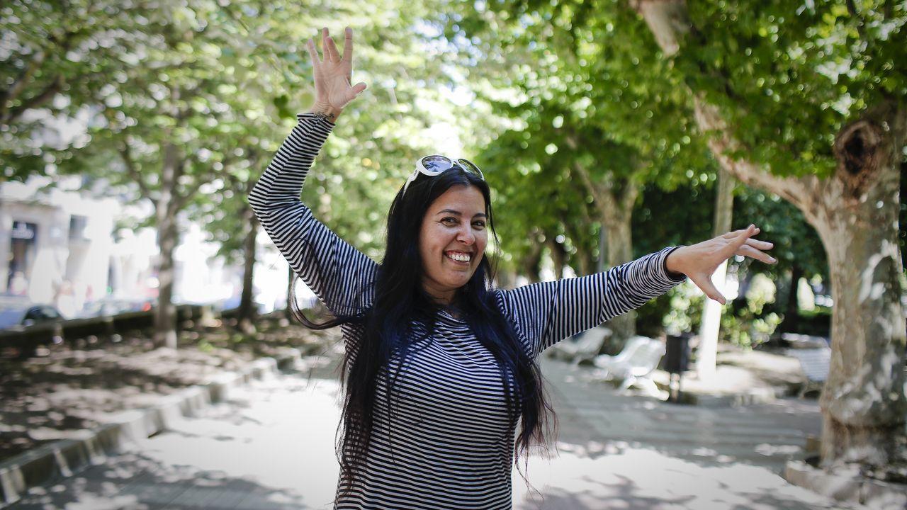 Así fue el festival de fin de curso del colegio A Cristina: ¡las imágenes!.La Fundación Fior di loto trabaja junto a voluntarios asturianos en la India