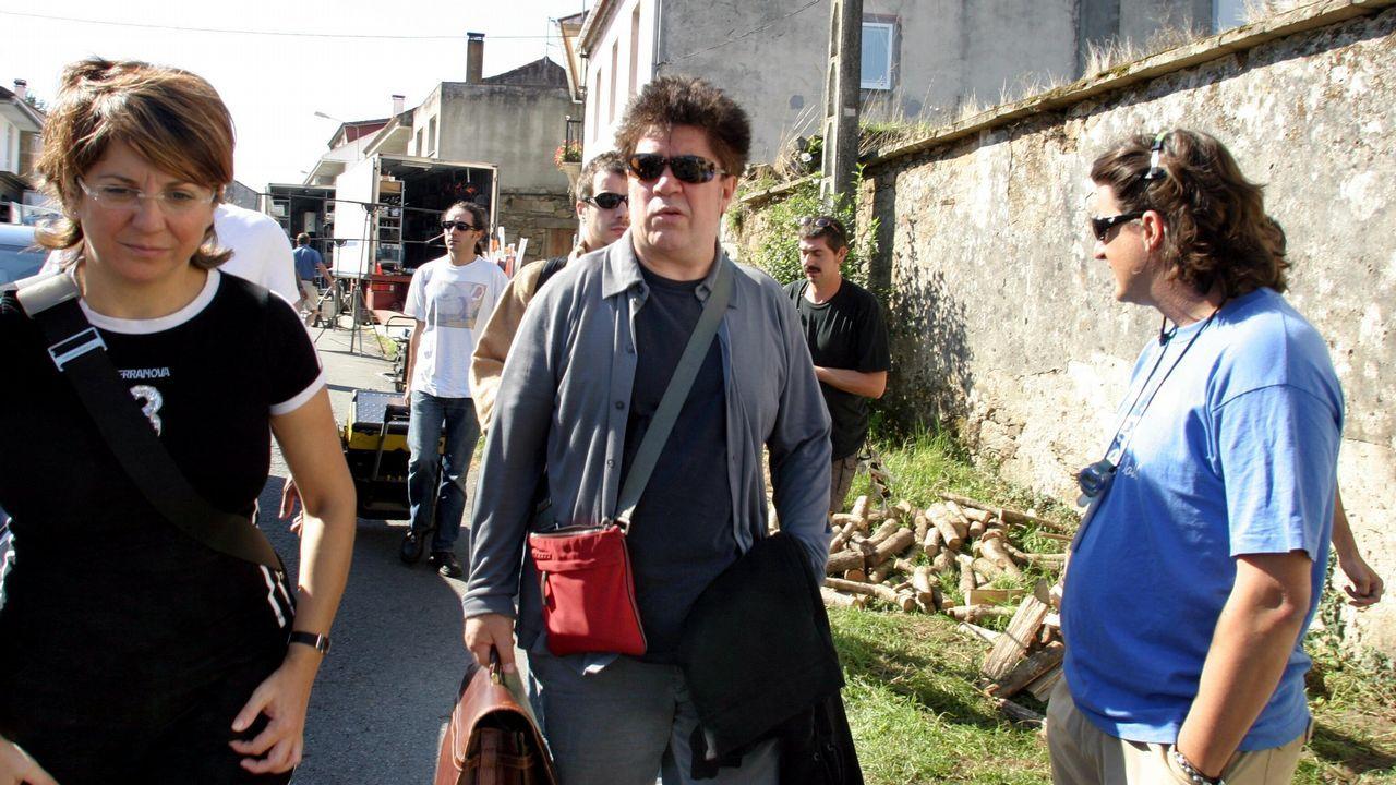 Penélopez Cruz, protagonista en los Premios César.Santiago Alverú, Sergio G. Sánchez y Javier Gutiérrez, nominados a los Goya 2018