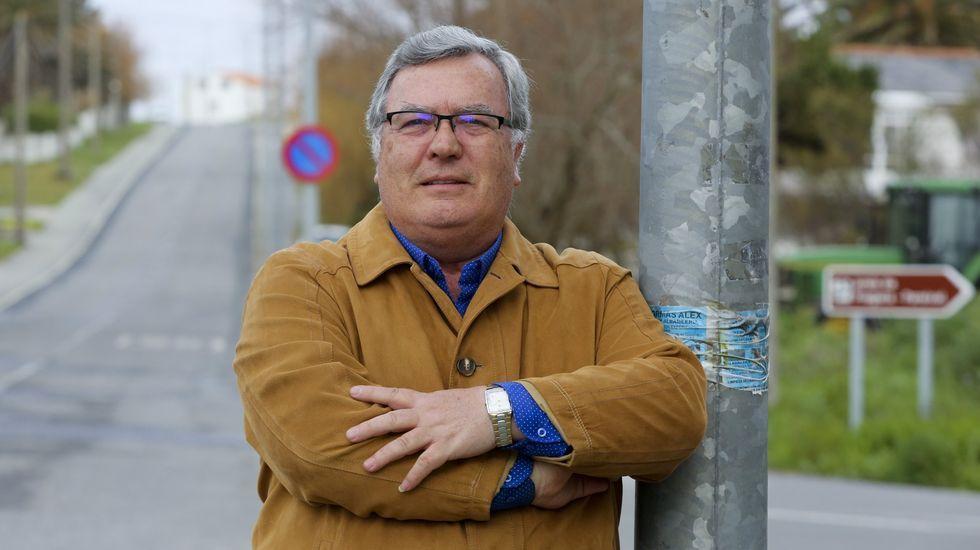 El local que ocupaba Dolores Promesas en Ourense está ahora en alquiler