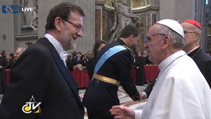 En directo desde la plaza de San Pedro en el Vaticano