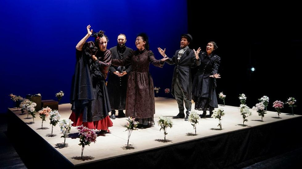 Sarabela Teatro pondrá en escena «Crónicas do paraíso».