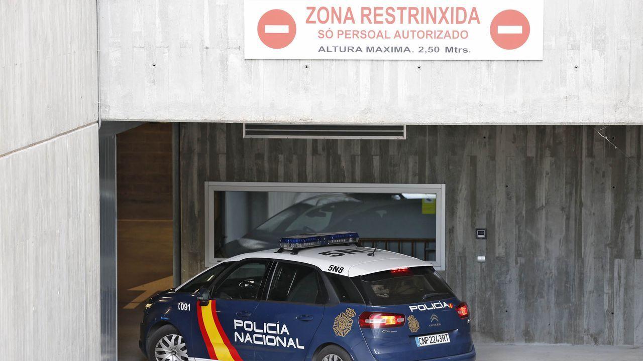 El «thriller» policial «A estiba» llega a TVG.El HUCA