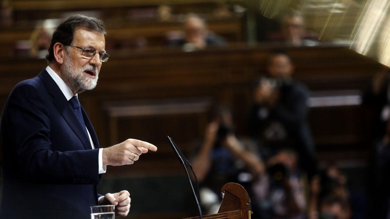 Ultimátum de Rajoy a Puigdemont