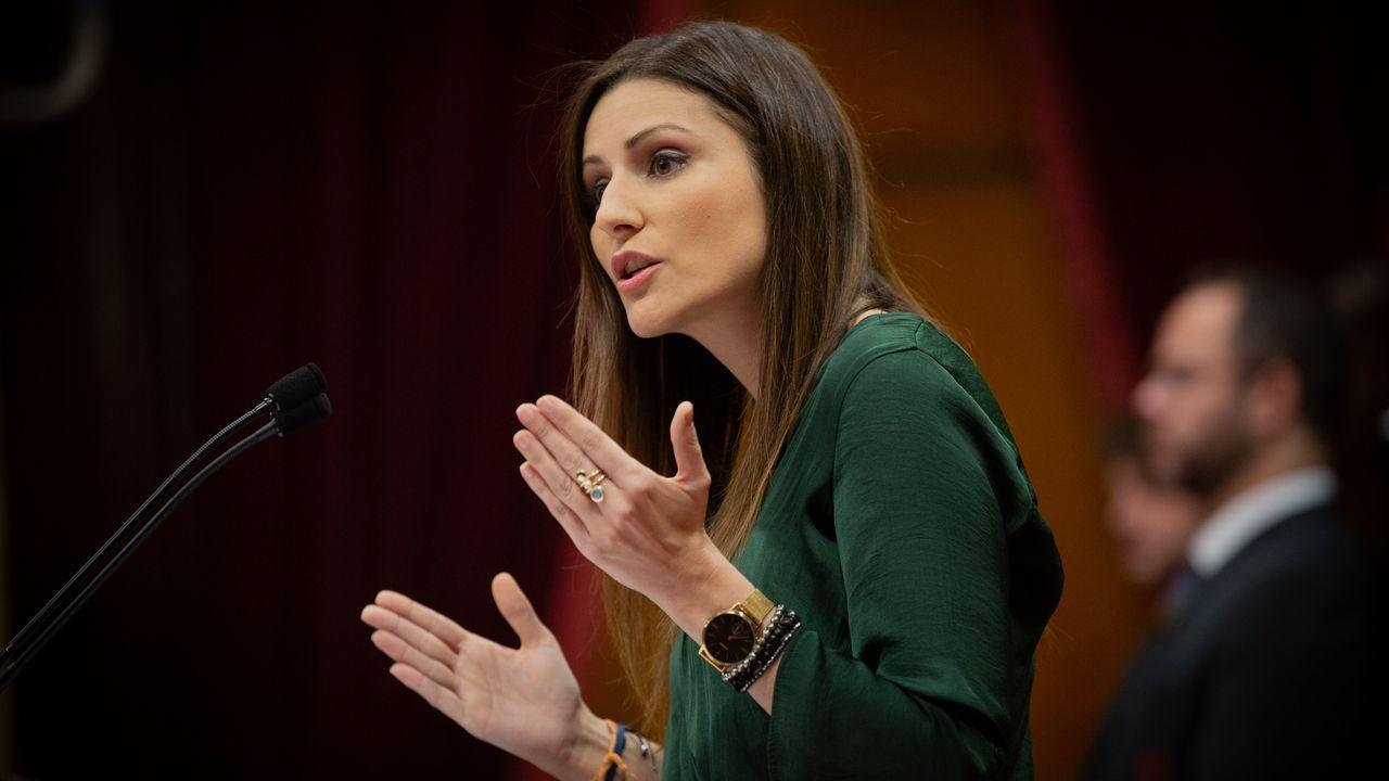 La candidatura de Lorena Roldán depende ahora de una posible lista conjunta de Cs y PP